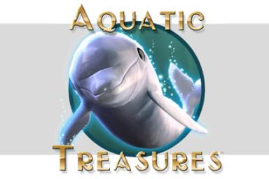 Découvrez maintenant la nouvelle machine de Microgaming : Aquatic Treasures™