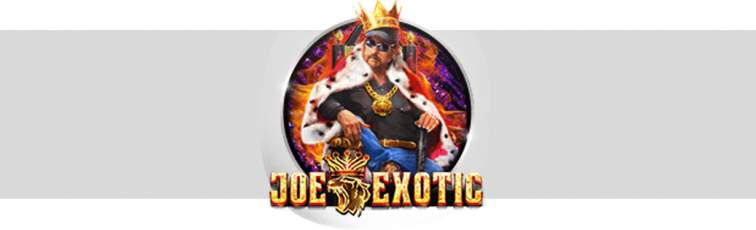 machine à sous Joe exotic