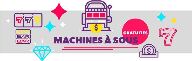 Machine a Sous Gratuite